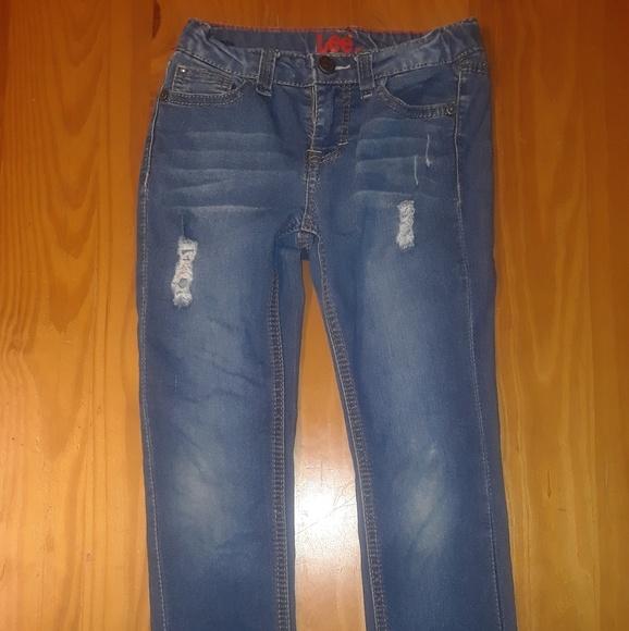 271dcd39 lee Bottoms | Little Girls Jeans Size 6 | Poshmark
